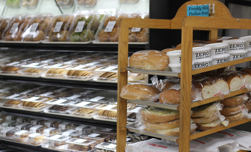 Fresh Bread at Bosco and Geers