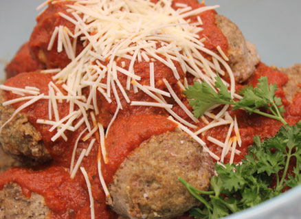 party size meatballs